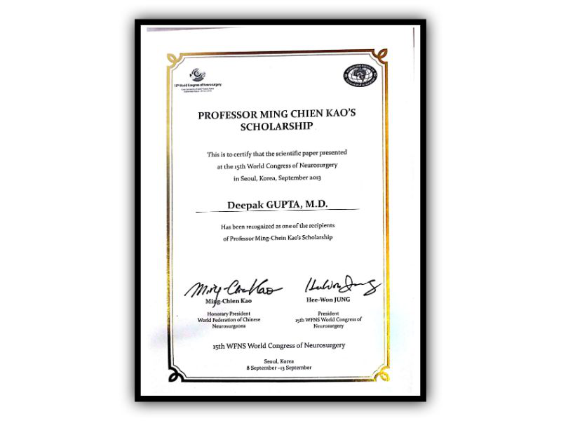 Bordered Certificate00007